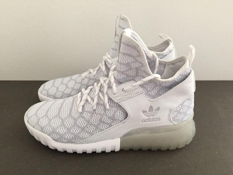 Adidas Tubular Doom Primeknit Grey