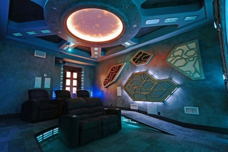 14 creative home theaters that you wish you owned