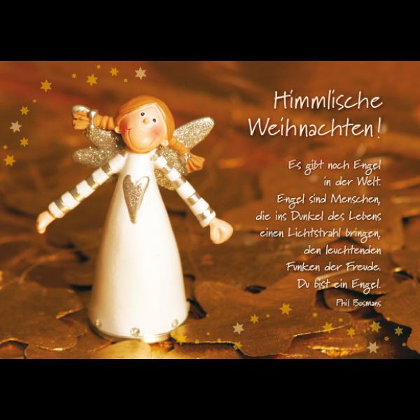 Himmlische Weihnachtsgrüße.Himmlische Weihnachten Bild1 Spruch Weihnachten Lehrer Geschenk