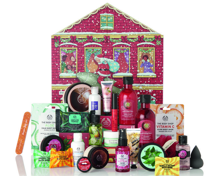 116 Best Beauty Advent Calendars For Christmas 2020 Hot Beauty Health In 2020 The Body Shop Beauty Advent Calendar Best Beauty Advent Calendar