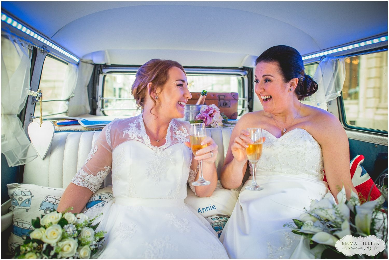 Liverpool Town Hall wedding - Susie & Donna