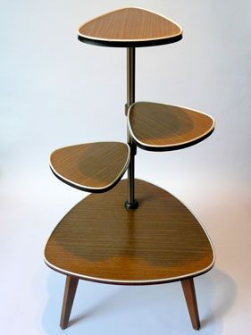 Ebay Watch 1960s Multi Level Plant Stand Art Room Show Ideas