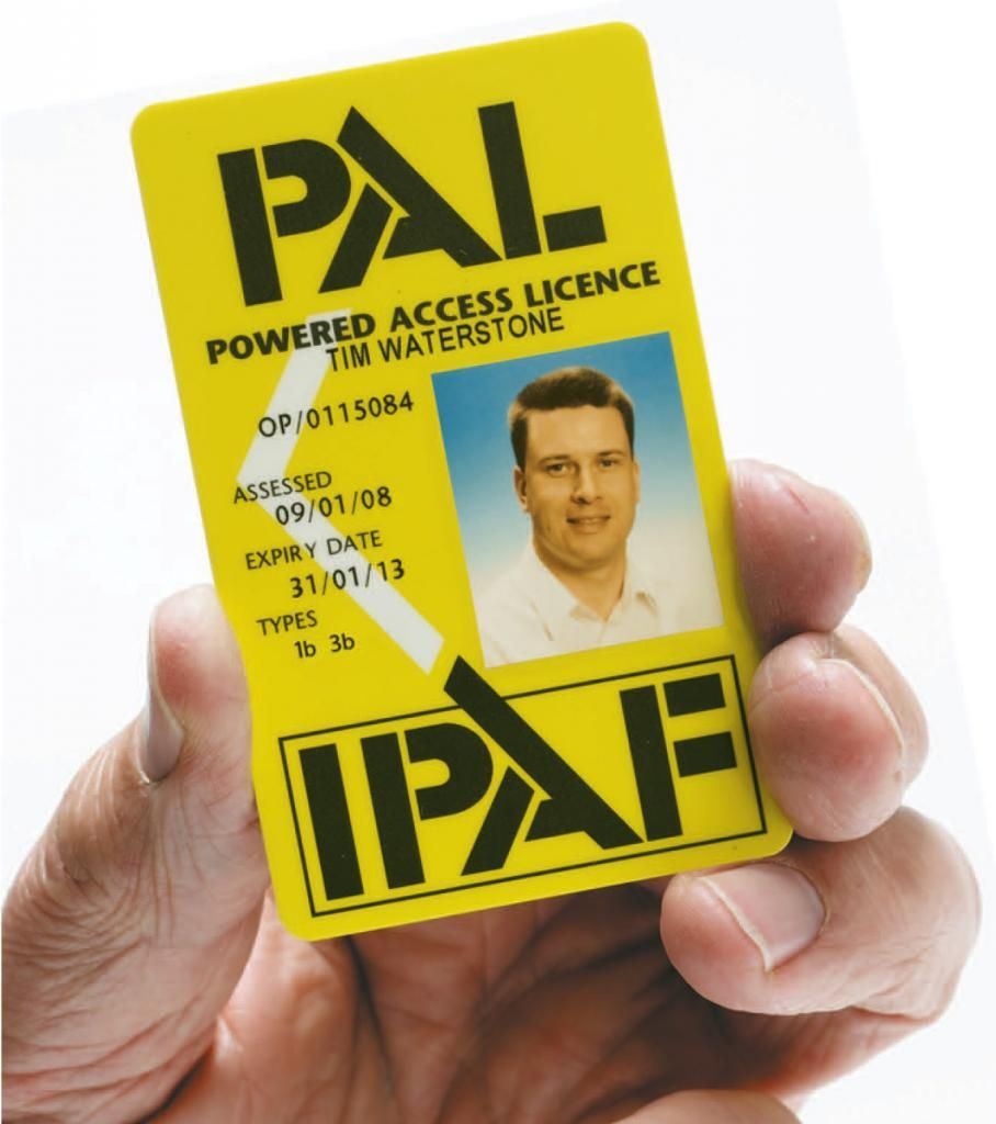 Ipaf training course image credit google images