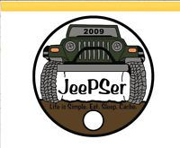Pathtag Tag #7811 - JeePSer 2009 - RETIRED & EXPIRED jeep
