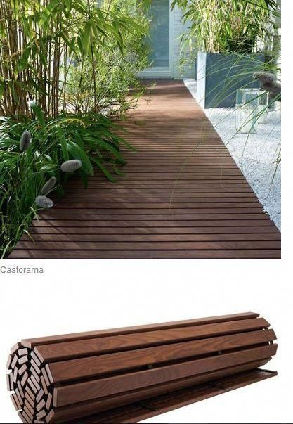 Photo of scrollable panel thermally treated ash wood ®. Dimensions: 200 x 100 cm x thick,  #ash #DECKm…