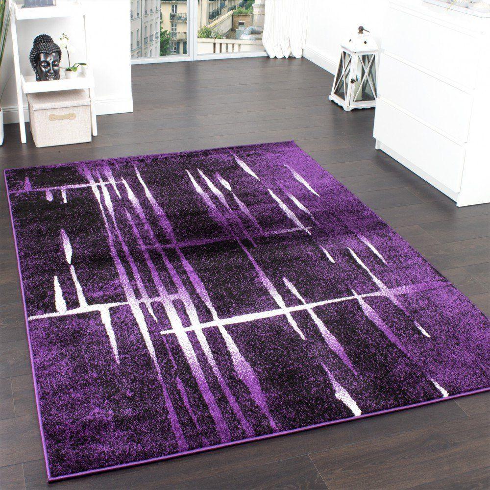 étourdissant tapis salon violet | Décoration française | Tapis salon ...