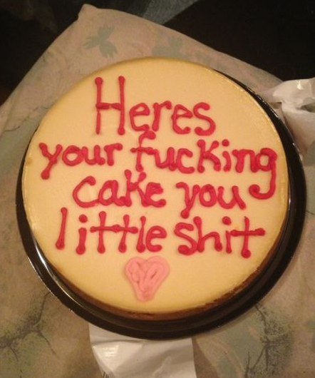 Funny Happy Birthday Images, Funny Birthday Cakes, Ugly Cakes
