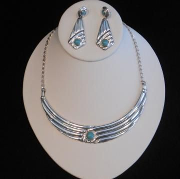 925 Jewelry Set by StainlessStudio for $35.00