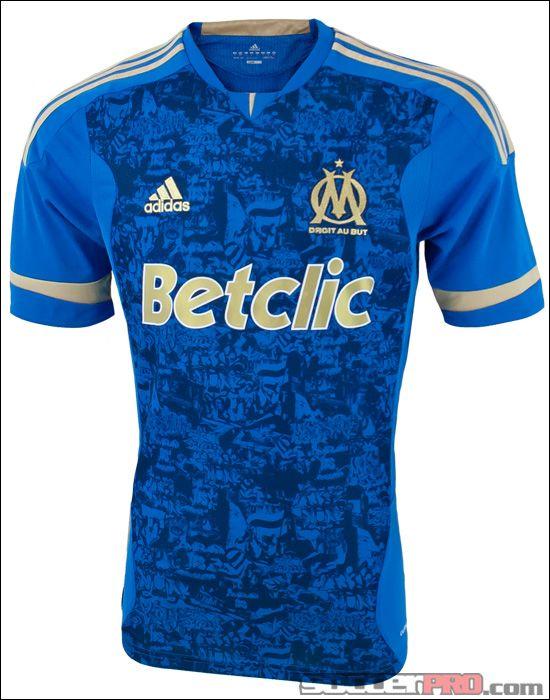 d68be99cb7 adidas Marseille Away Jersey 2011-2012... 67.49