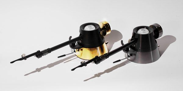 Viv Lab Rigid Float tonearms