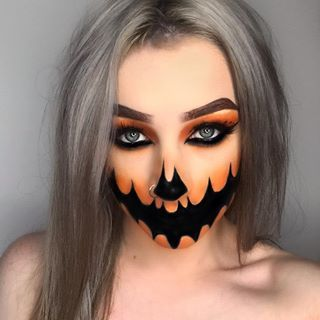 Ofracosmetics Nikkietutorials Glazed Donut Highlighter Halloween Makeup Easy Cute Halloween Makeup Halloween Makeup Clown