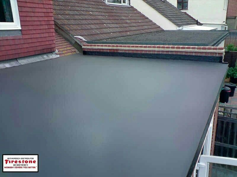 Pin By Satu Atap Sdn Bhd On Feb 17 Rubber Roofing Epdm