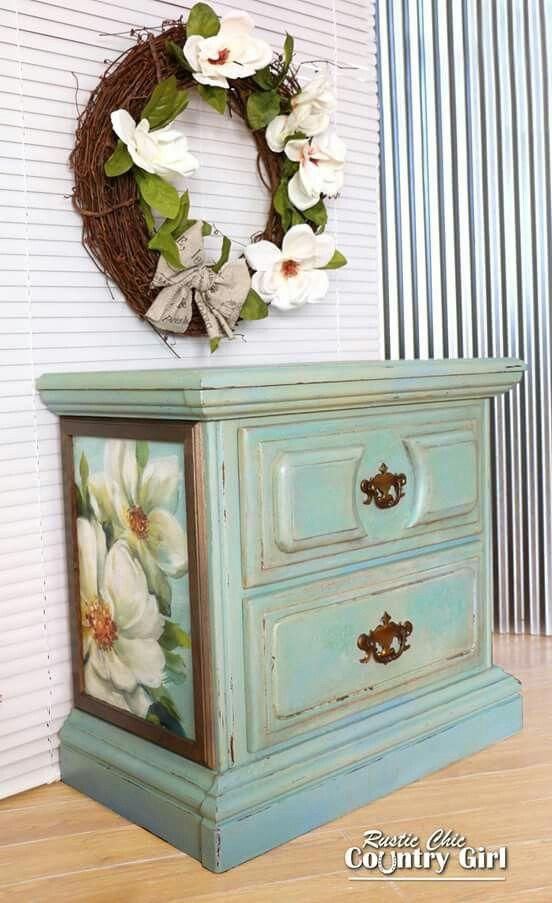 Pin by Muriel Rigault on Idees de relooker un meuble Pinterest - relooker un meuble en pin