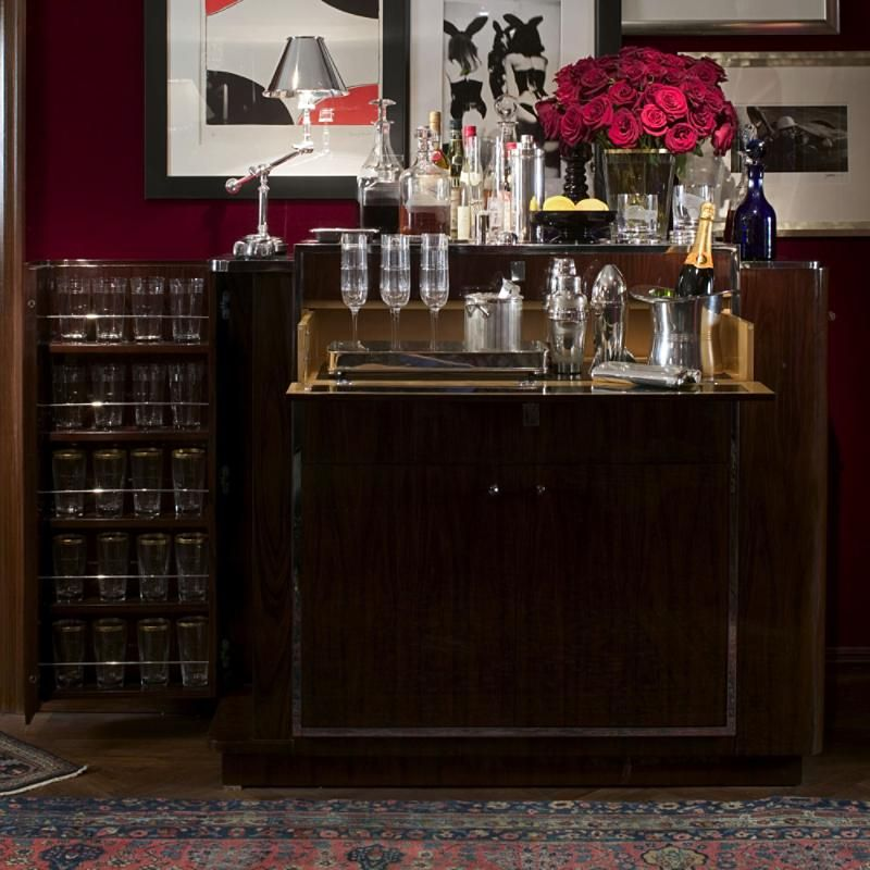 e2b677d6ee Ralph Lauren Home #Modern_Metropolis Collection 24 - Bar cabinet ...