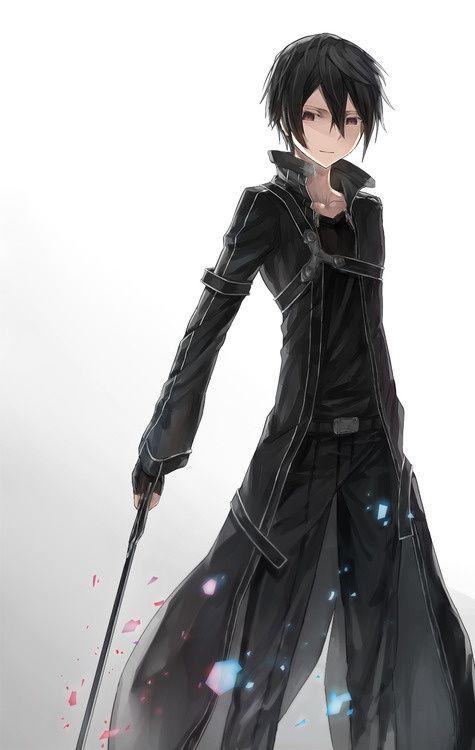 #Sword Art Online #Kirito