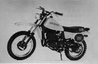 My very first bike was a Suzuki DS the same age I was.