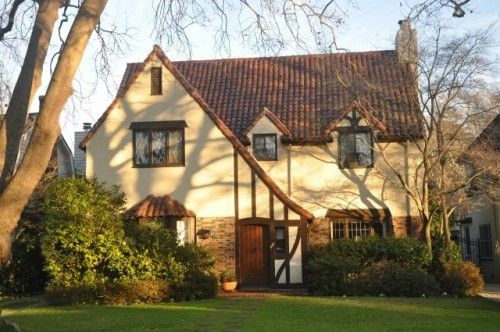 House · american architecture the elements of tudor