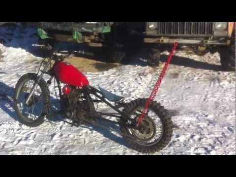 xr dirt bike chopper - YouTube | XRbobbers | Bike, Chopper, Bicycle