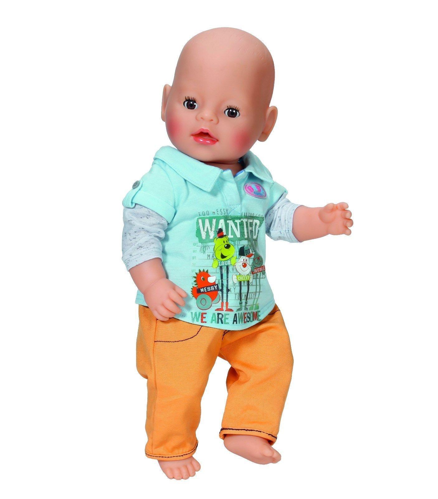Zapf Creation Baby Born Jungs Kollektion 822197 Spielzeug Brandtoys Ebay Baby Born Junge Zapf Creation Baby