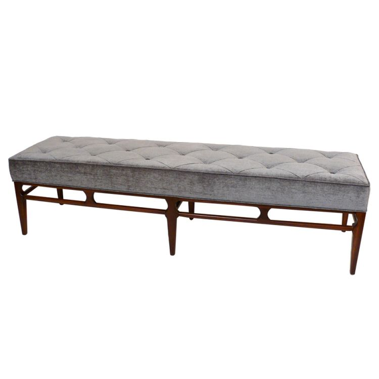 Proportion Tufted Bench