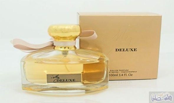 Deluxe عطر فو اح للمرأة الجريئة التي ترغب في لفت الأنظار خلال السهرات Perfume Bottles Perfume Bottle