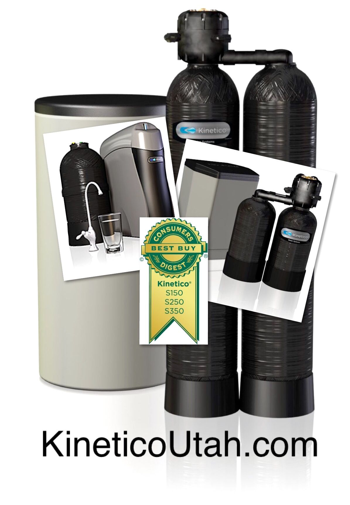 Learn More About Why Kinetico Water Softeners And Reverse Osmosis