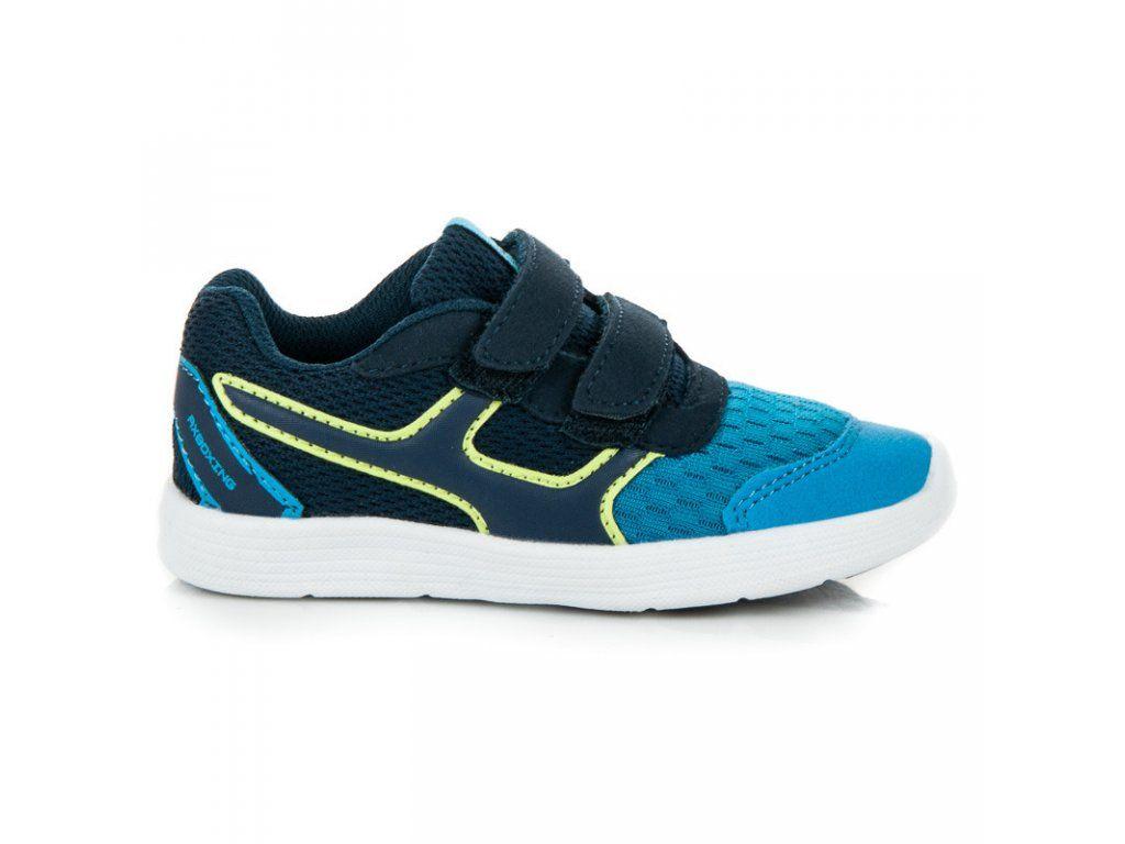 Detské tenisky modré Ax Boxing  8335ab8ed32