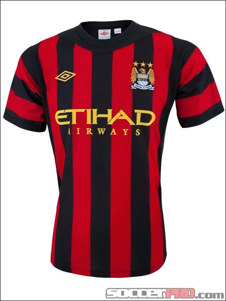 a05a498f20 Umbro Manchester City Away Jersey 2011-2012... 71.99