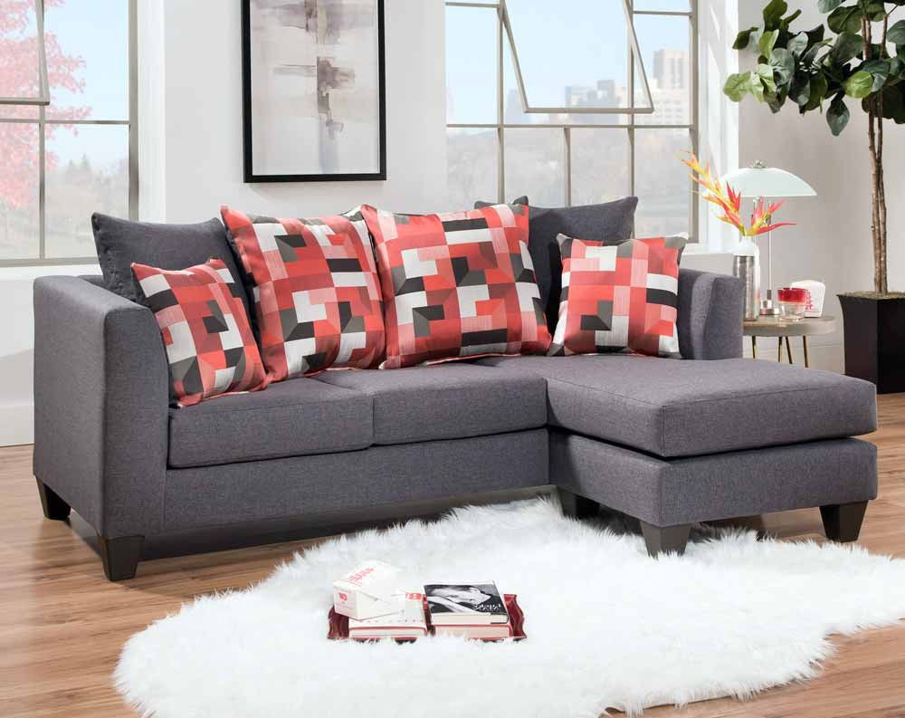 factory select 2 pc sectional sofa factory select sectional