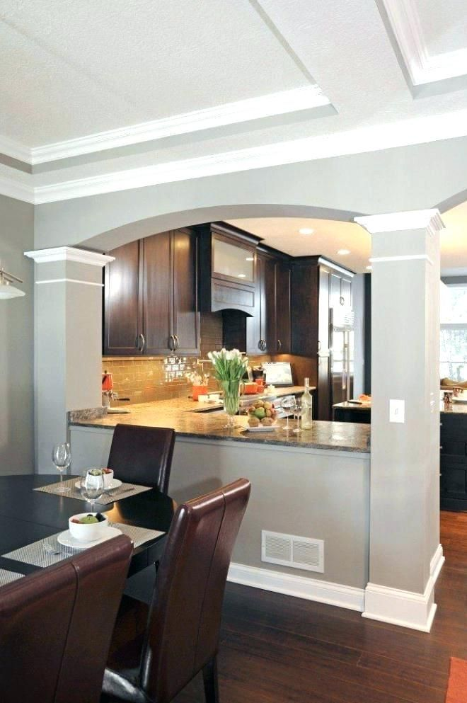 Amazing Kitchen And Dining Room Designs For Small Spaces Kitchen