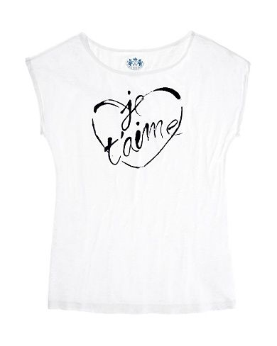 f4ab9e5dae90 Wish Juicy Couture would photograph their stuff so that the white t shirt  didn t disappear into the background.
