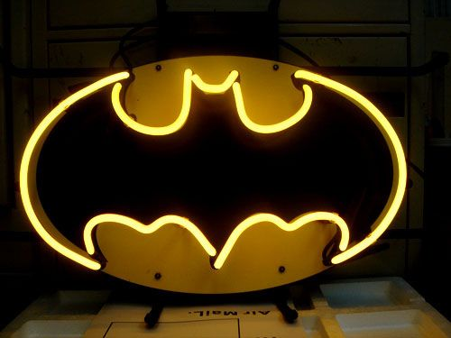 Lampada Lego Batman : Batman action hero beer bar neon light sign me133 design pinterest