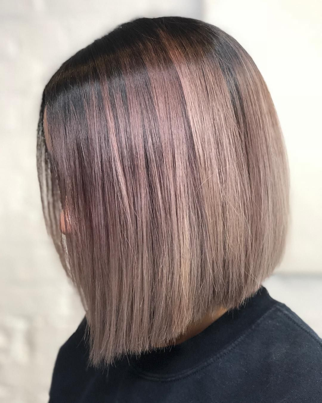 Brighten Up Your Balayage For The New Year With A Quick Trip To Your Keune Stylist Hair Color Pastel Short Hair Styles Hair