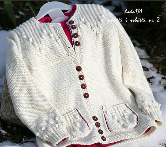 Simple Cardi Knitting pattern by Hanna Maciejewska | Knitting Patterns | LoveKnitting