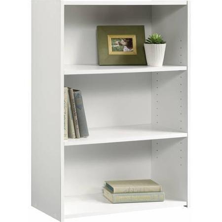 Sauder Beginnings 3-Shelf Bookcase, Multiple Finishes - Walmart.com