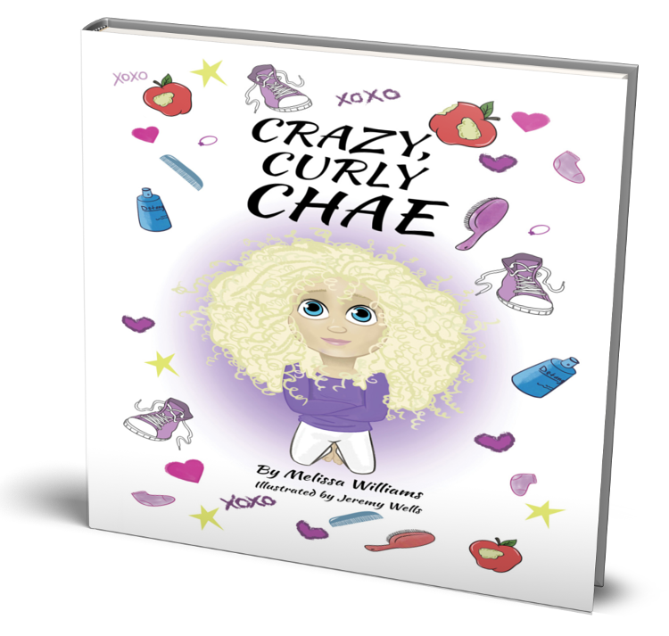 Crazy Curly Chae