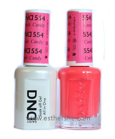 Daisy Gel Polish Candy Crush 554