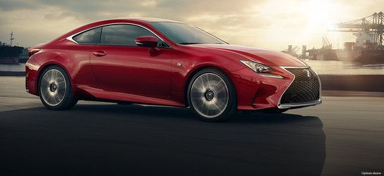 Lexus is a name that's interchangeable. This brand is called Toyota's luxury vehicle division. Therefore, it's in a competition with other luxury vehicle divisions of Japanese brands like Acura.