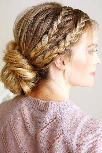 50 Types Of French Braid To Experiment With | Lovehairstyles - Hair Beauty