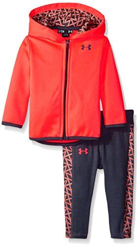 59d7d823feb3d6 Under Armour Toddler Girls' Active Hoodie and Legging Set ...