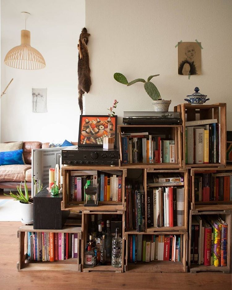 Our Diy House 2014 Home Tour: Jennifer And Hans' Bright & Natural Amsterdam Apartment