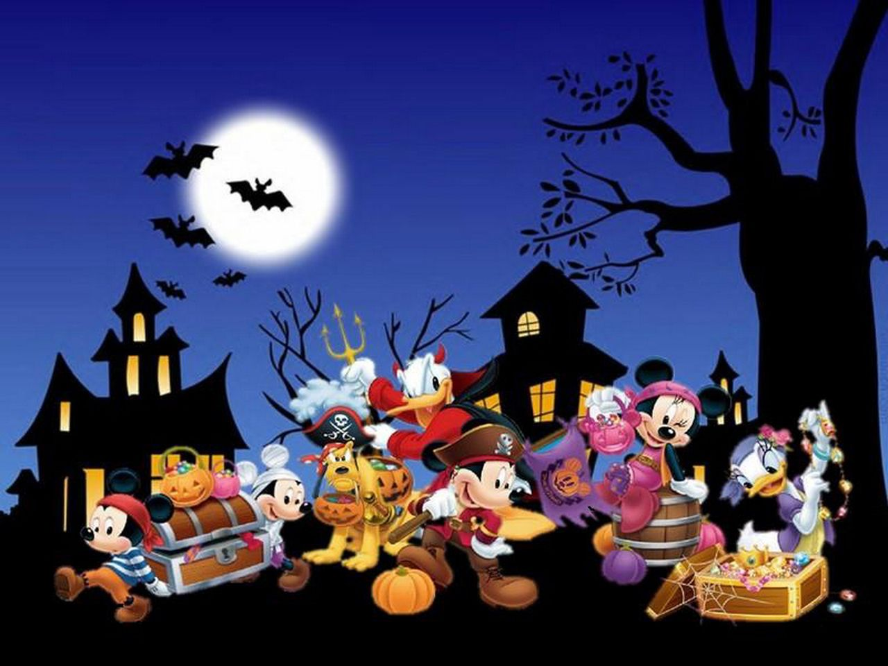 Animated Halloween Wallpapers Festival Collections