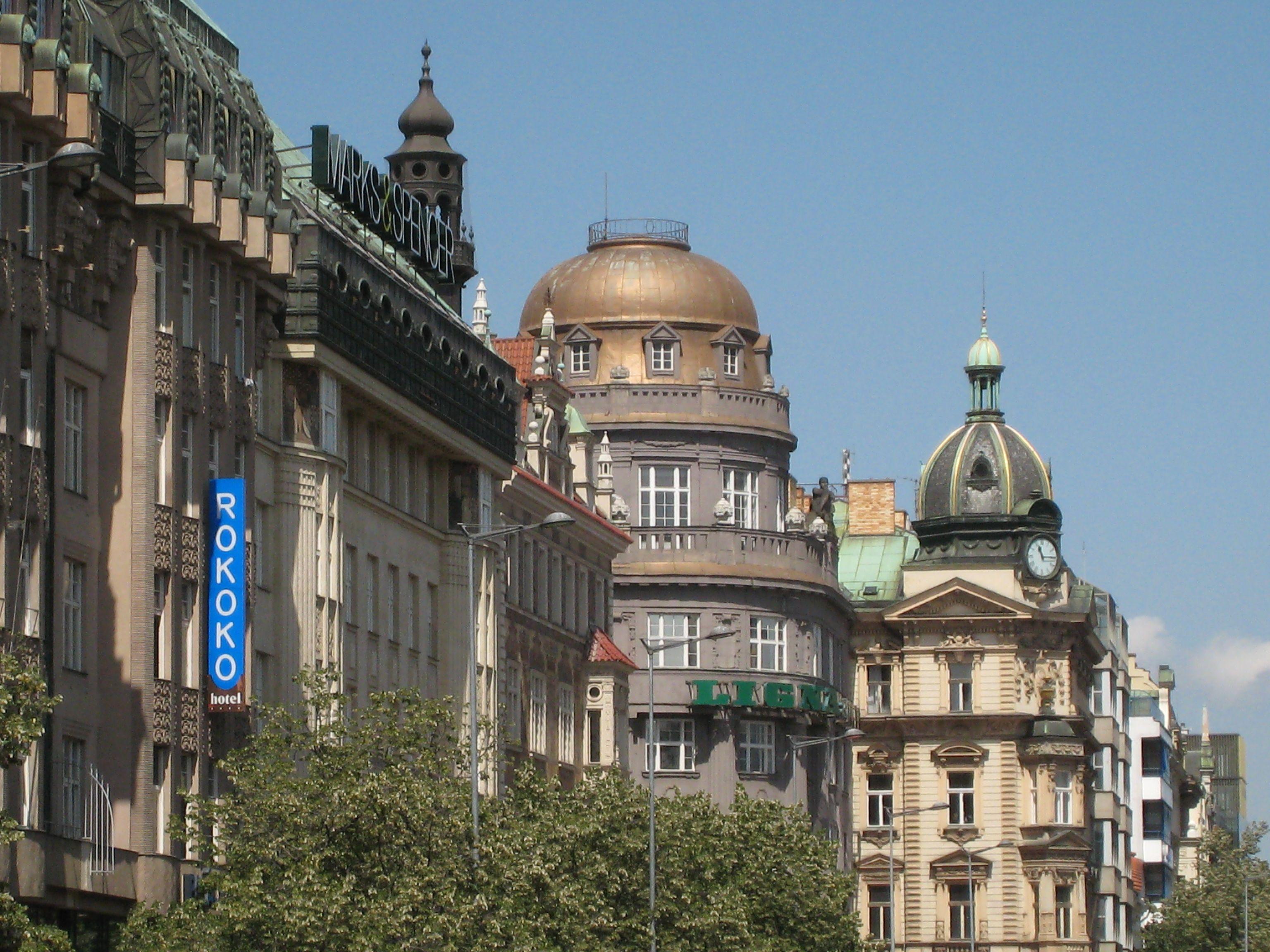Prague - 2012 - Photo by Martine L.