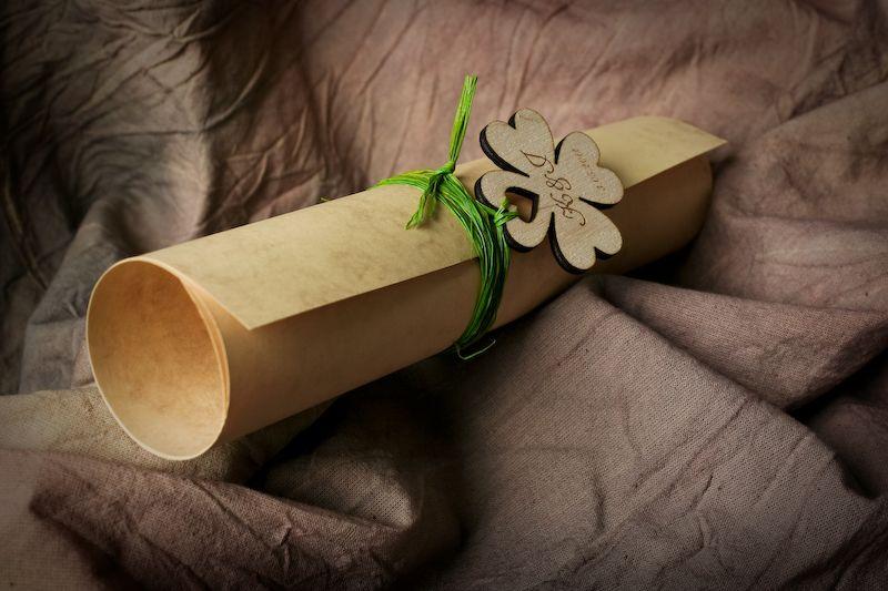 Zaproszenia ślubne W Drewnie ślub Wood Art ślub Wedding