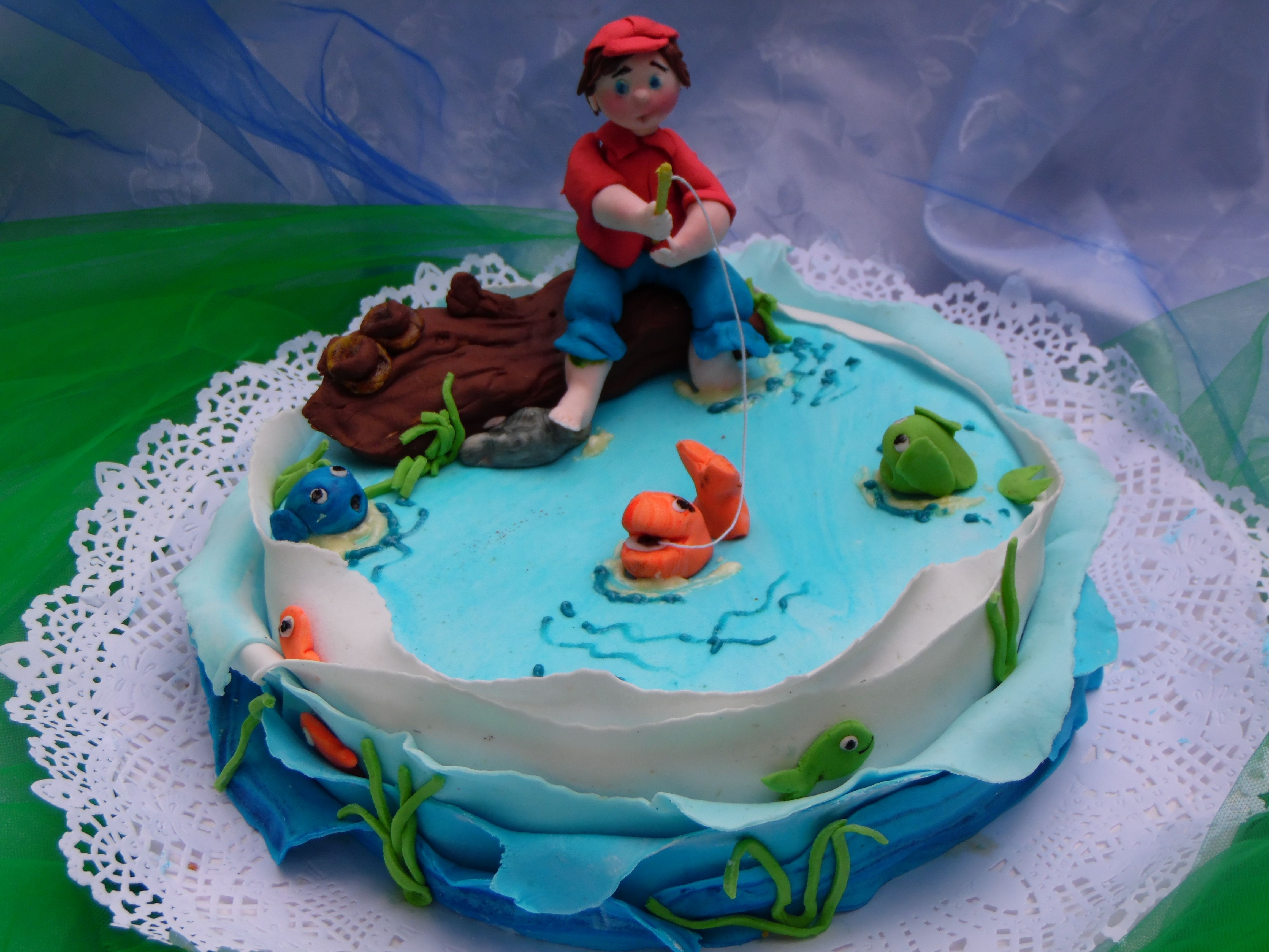 torta de pescador | tortas | Pinterest | Pescador, Tortilla y ...