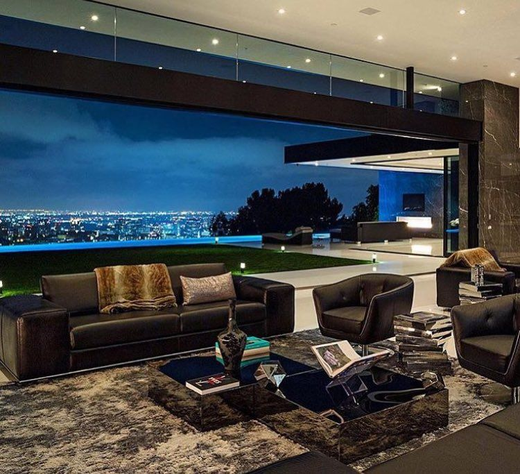 Soulmate24 Com Billionaires Lifestyle Luxury Rich Luxurious Mens Style Mansions Modern Mansion Interior Modern Mansion #rich #luxury #living #room