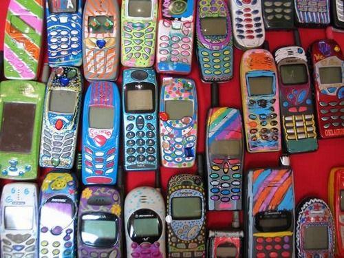 Cricket Phones Retro aesthetic, Aesthetic vintage, 90s