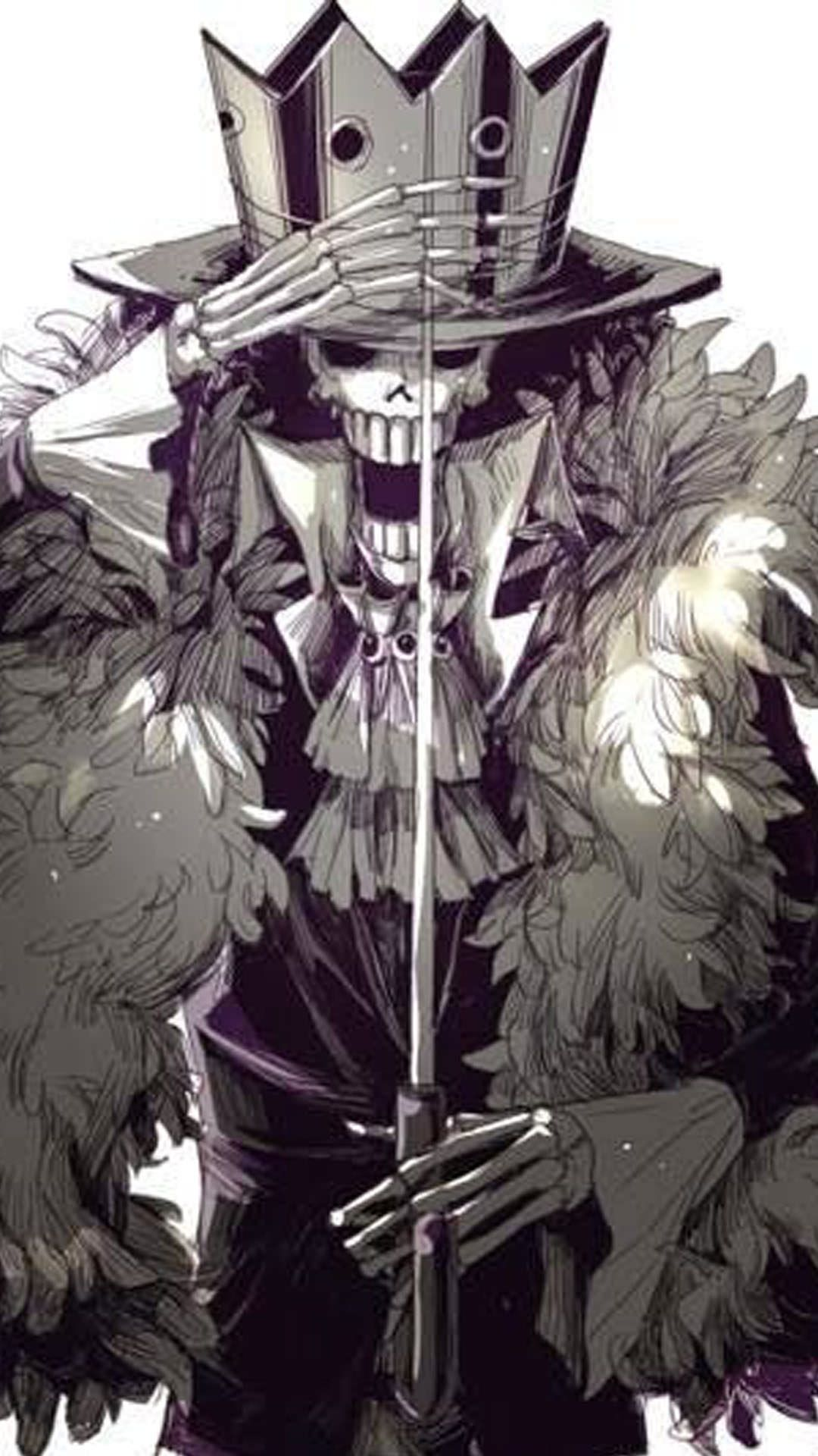 Brook Wallpaper 17 Desenhos De Anime Anime Desenhos