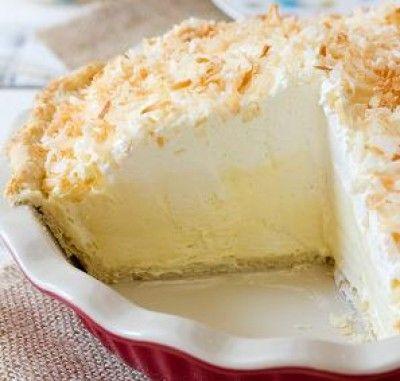 Dreamy Coconut Cream Pie