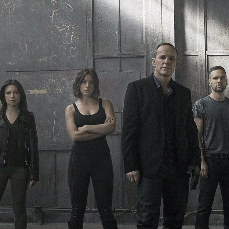 7abf6a3d9bf62 Melinda May, Skye / Daisy Johnson, Phil Coulson, Lance Hunter || AOS ...